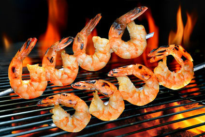 Spicy Grilled Shrimp Marinade