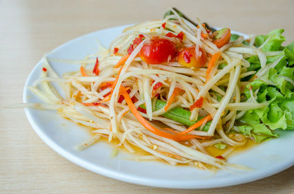 Thai Green Papaya Salad