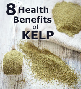 8 Health Benefits of Kelp