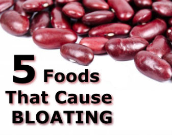 5 Foods That Cause Bloating