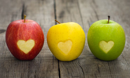 Apples for Acid Reflux Relief