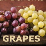 8 Health Benefits of Grapes