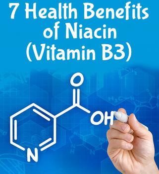 Health Benefits of Niacin
