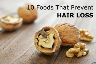 10 Foods That Prevent Hair Loss