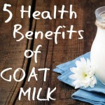 5 Health Benefits of Goat Milk
