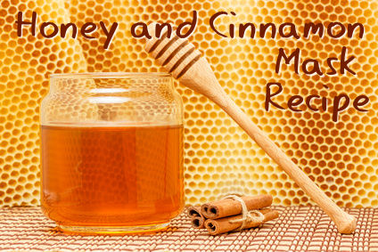 Honey and Cinnamon Mask Recipe