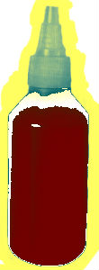 Jamaican Black Castor Oil Drawing