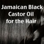Jamaican Black Castor Oil for Hair