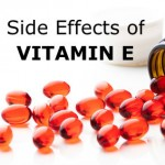 Side Effects of Vitamin E