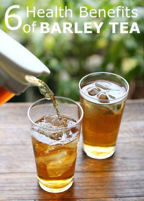 6 Health Benefits of Barley Tea