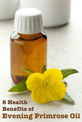 8 Health Benefits of Evening Primrose Oil