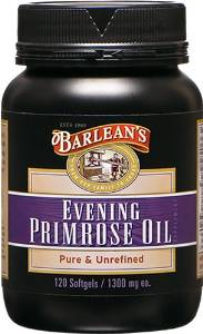 Barlean Evening Primrose Oil