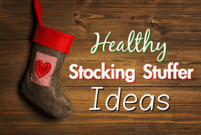 Healthy Stocking Stuffer Ideas
