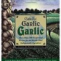 Garlic Garlic Garlic Book