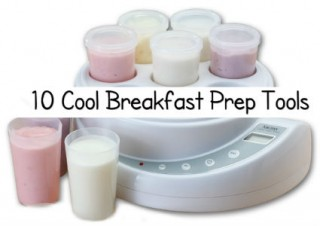 Cool Breakfast Prep Tools