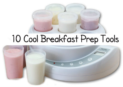 10 Cool Breakfast Prep Tools