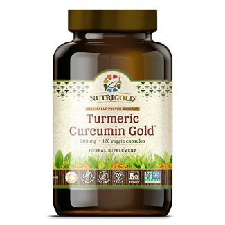 Best Turmeric Supplements - Nutrigold Turmeric Curcumin Gold