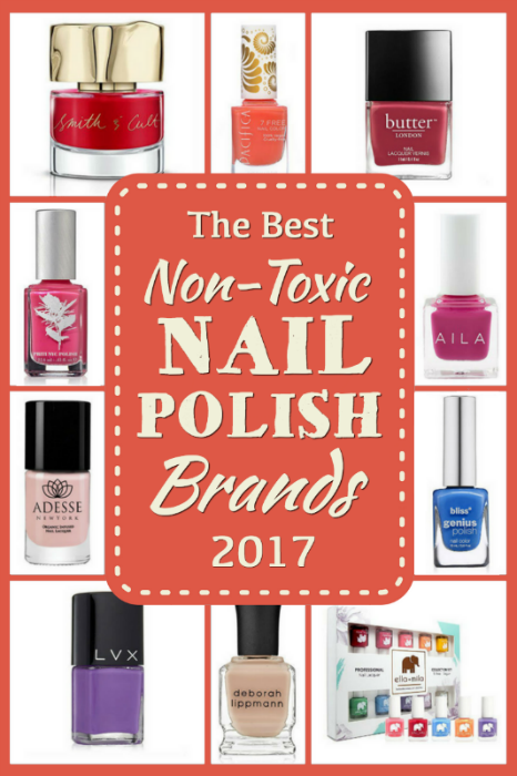 Best Non Toxic Nail Polish Brands 2017